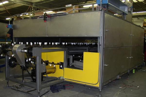 Automotive and Curved Glass Lamination system