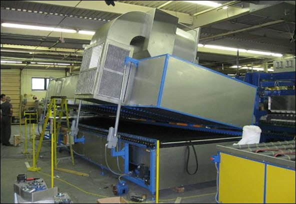 Infrared Drying and Curing Systems