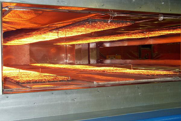 Infrared Industrial Heating