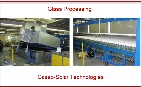 Infrared-Heater-Glass Industry