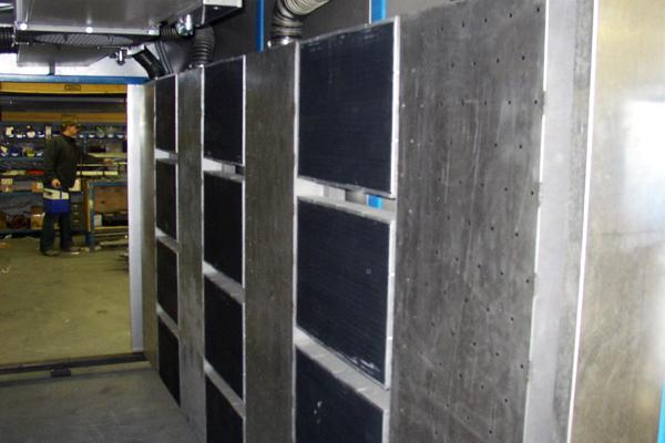 Preheat Infrared Ovens