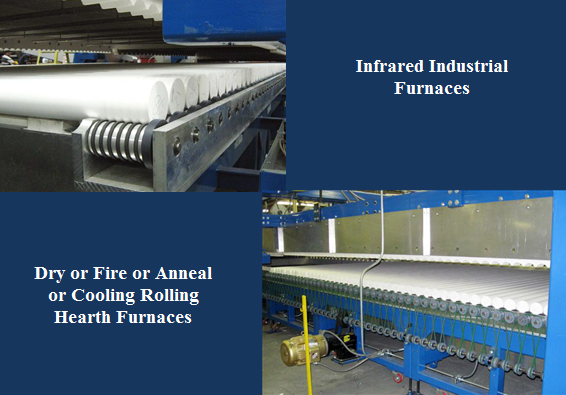 Infrared Industrial Furnaces